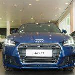 Sửa chữa ô tô Audi giá rẻ