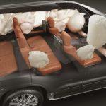 Xe ô tô Audi A6 báo lỗi túi khí