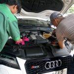 Bảo dưỡng xe Audi A6 30.000km