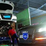 Sửa hộp số Audi uy tín