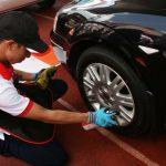 Sửa xe  AUDI Q3 khi không khởi động được