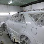 Bảng Giá Sơn Dặm xe ô tô tại Viện Auto